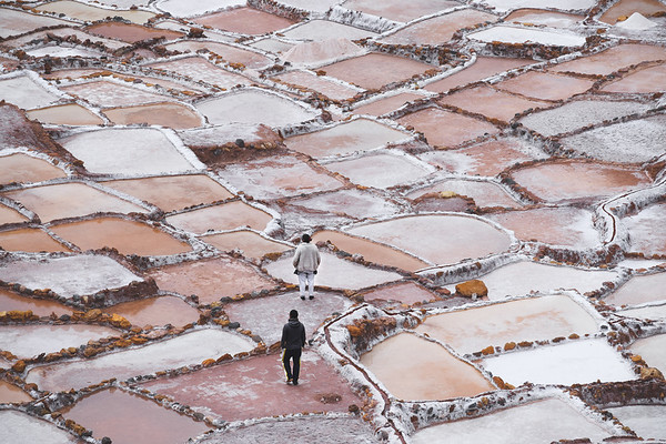 Maras Salt Pools, May 2018