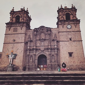 Cathedral Basilica of St. Charles Borromeo - Puno