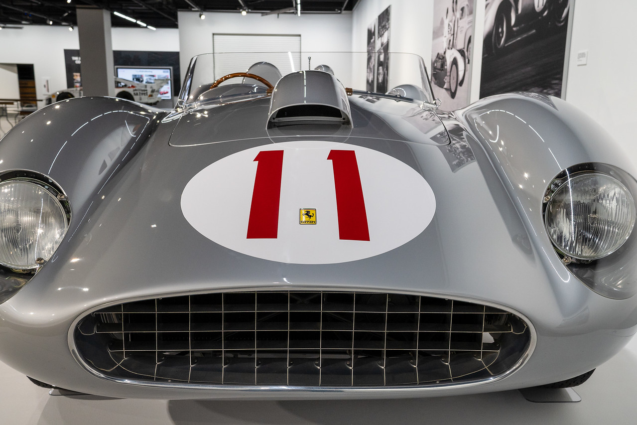 1957 Testa Rossa Ferrari, The winningest Ferrari Ever!