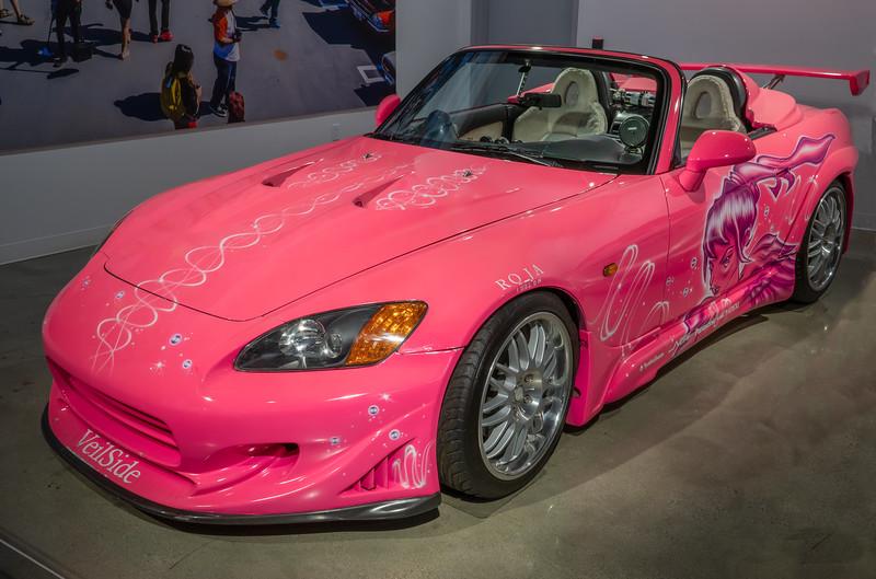 Suki's Street Racer