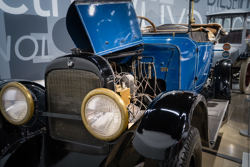 1914 Galt, a gas-electric hybrid