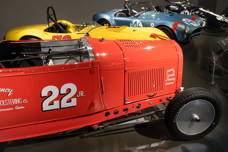 Race cars built in California