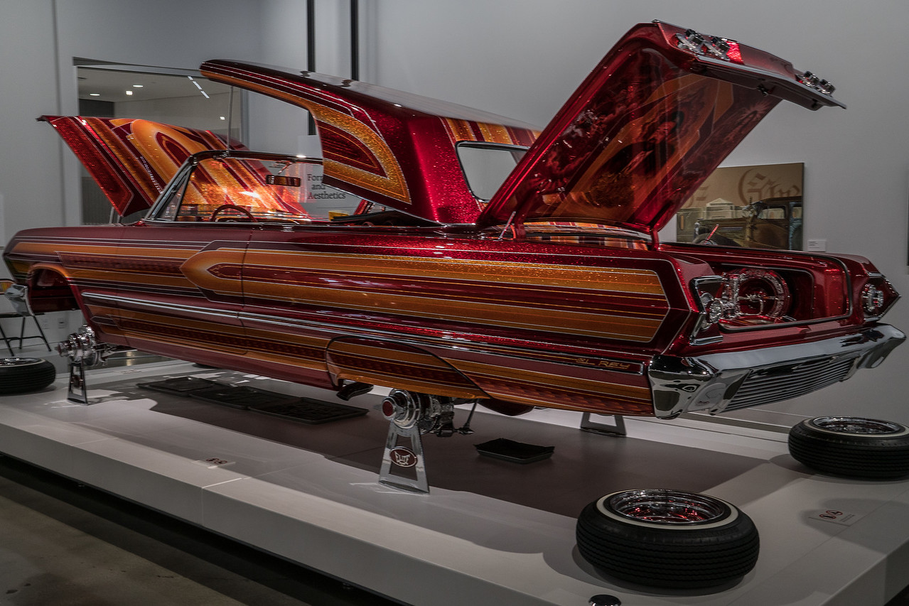 1963 Chevrolet Impala, El Rey, 2011, Owner:Albert de Alba