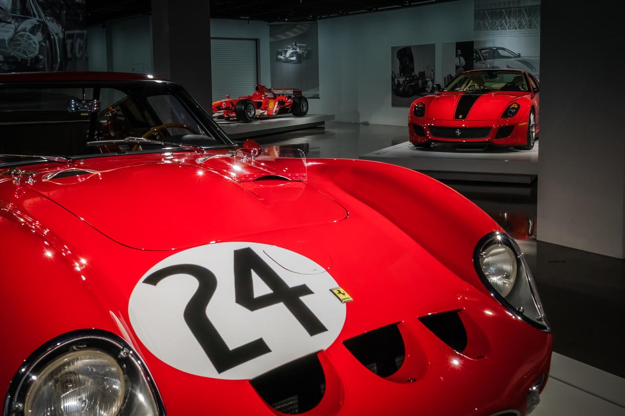 One sweet glimpse at Ferrari