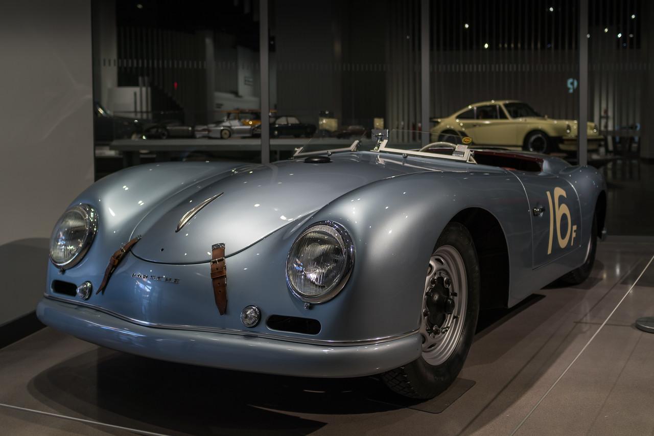 1951 Porsche Sauter Roadster