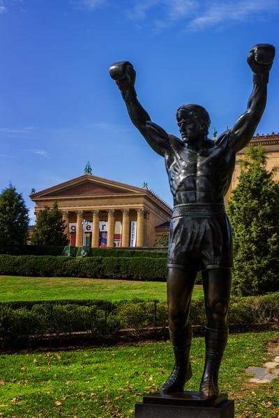 Rocky Balboa (Philadelphia, Pennsylvania)