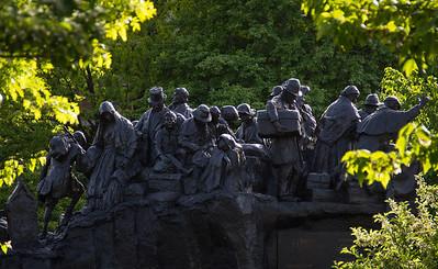 The Irish Memorial at Penn's Landing