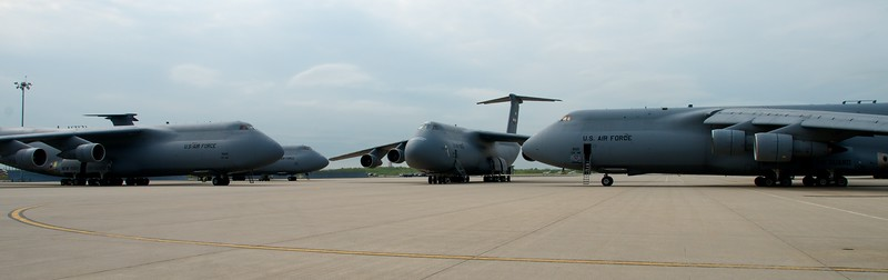 Day250 -It is my last drill weekend with the 105th Airlift Wing.  I looked at the C5 Galaxies on the flight line realizing that shortly after I leave Stewart the will be close behind me.  Much like me they will be replaced by younger better ones.