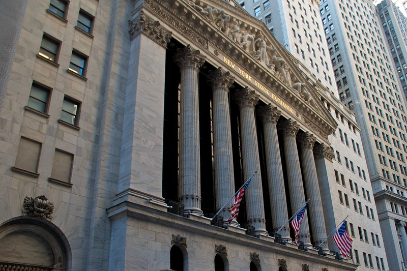 Day 247 -Got a rare opprotunity to go into the NY Stock Exchange.  It was super cool, but I didn't get to see the floor.  I'm going to talk to my connections, and you know who you are, to see if we can't get in.