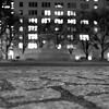Day 212 -I thought this was an intresting perspective of the ground in front of the Pulitzer Fountain.  Wouldn't it be great if I won a Pulitzer for this photo?  Giving up color for Lent.