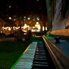 Day 325 -A piano.  Outside.  In a park.  Crazy huh?