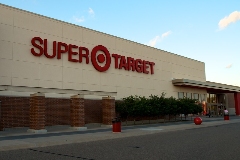 Day 337 -To those of us who have lived over seas there's nothing more beautiful than a Target.  However, this isn't just any Target.  This is the original.  I was standing on holy ground when I took this photo.