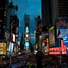 """Day 248 -If you have been following along, you had to assume this one was coming.  """"A lot people go to the Statue of Liberty or the Empire State Building.  Not me, I go to where the real New Yorkers hange out... Times Square."""""""