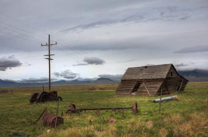 Central Montana, September 2016