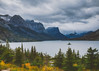Saint Mary Lake, National Glacier Park, Mt, September 2016
