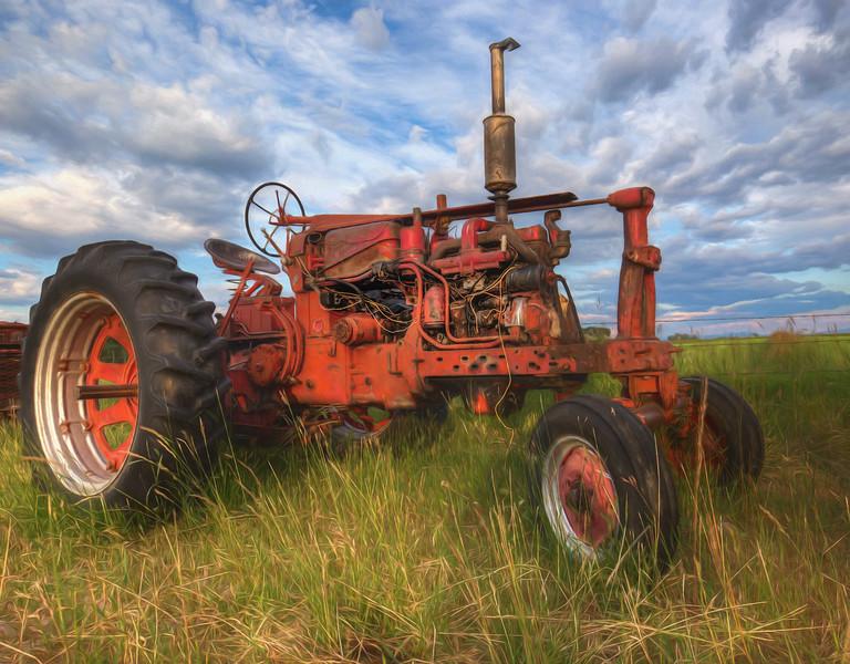 Tractor's Anatomy