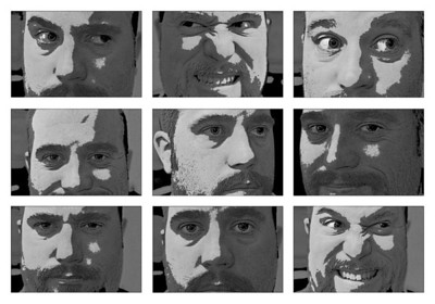 Faces of JDM3bw