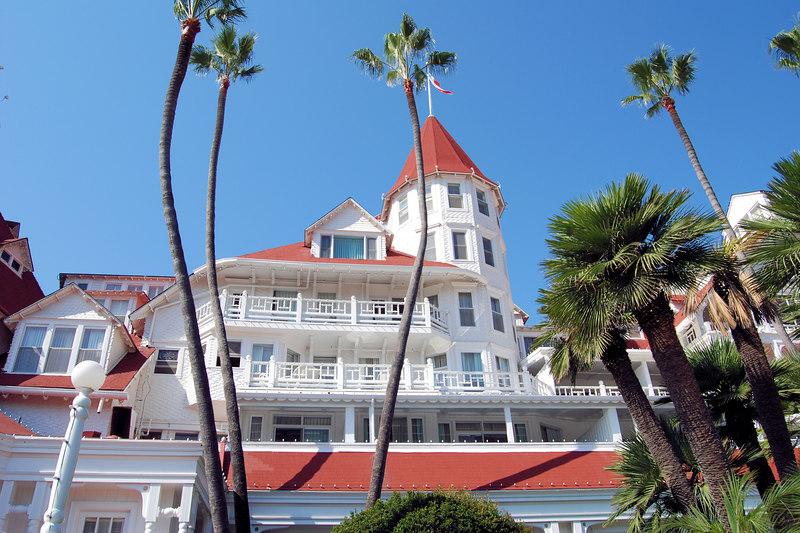 Hotel Coronado, San Diego - Les C.
