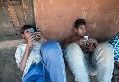 Mobile phones are popular among Dongria youths for a different reason. Since none of the villages have mobile network, these are used for listening to music. The youth source these songs from the nearest town of Langigargh.