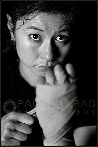 Bellingham Portrait Photographer - Determined