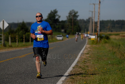 © Paul Conrad/Pablo Conrad Photography - Tunnel To Towers 5K run Saturday morning Sept. 8, 2012, at Pioneer Park in Ferndale, Wash.,