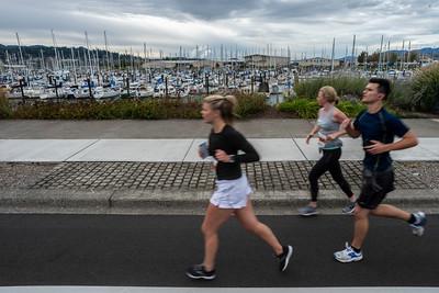 Bellingham Bay Marathon 1017