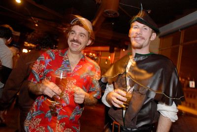 Movember Gala Party at Twist Restaurant and Lounge in downtown Seattle, Wash., on Saturday evening Nov. 28, 2009.