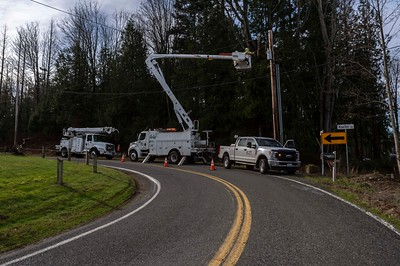 Sumas Powerline Repair -  0494