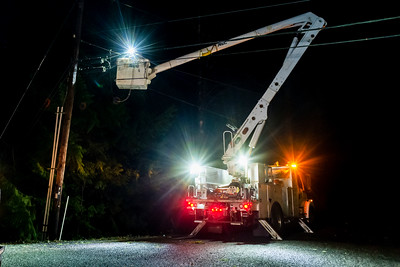 Sumas Powerline Repair -  0766