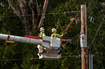 Sumas Powerline Repair -  0084