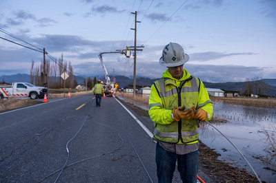 Sumas Powerline Repair -  0679