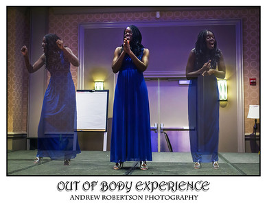 Hostess' out of Body Experience
