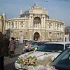 Odessa Opera house & wedding limos