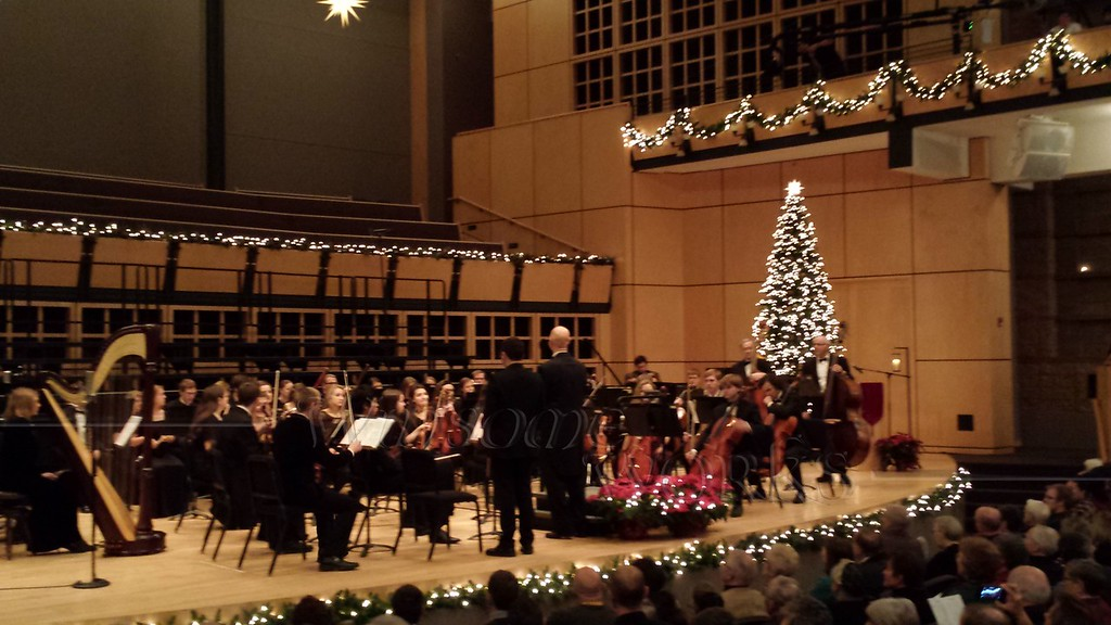 Goshen College Festival of Carols  - 12/06/2014