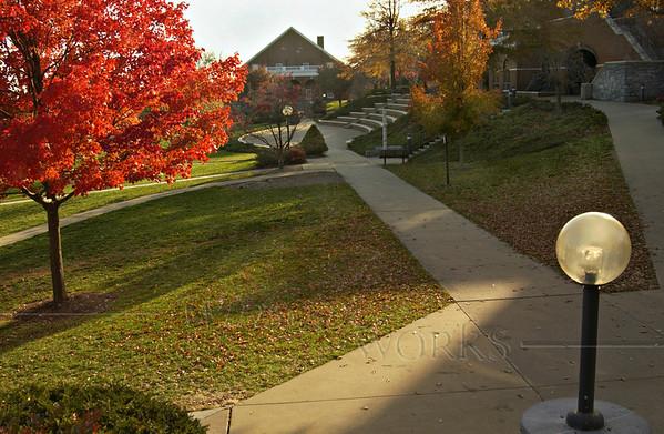 Path at Eastern Mennonite University - 10/28/2010