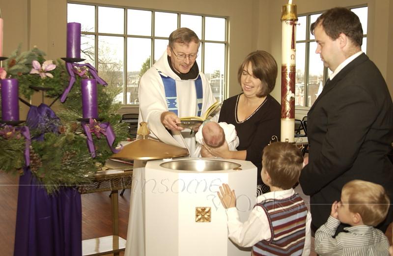 Alena's Baptism  - 11/26/2011