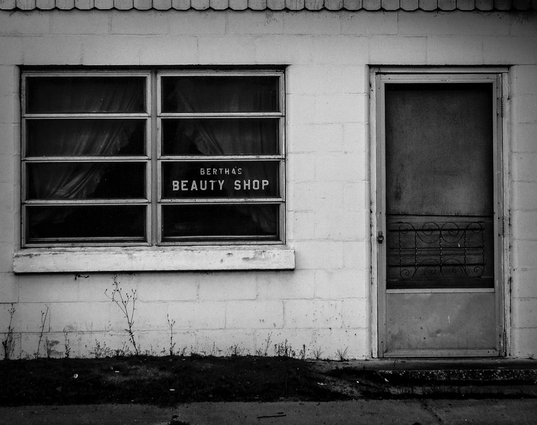 Bertha's Beauty Shop, Northwest Florida