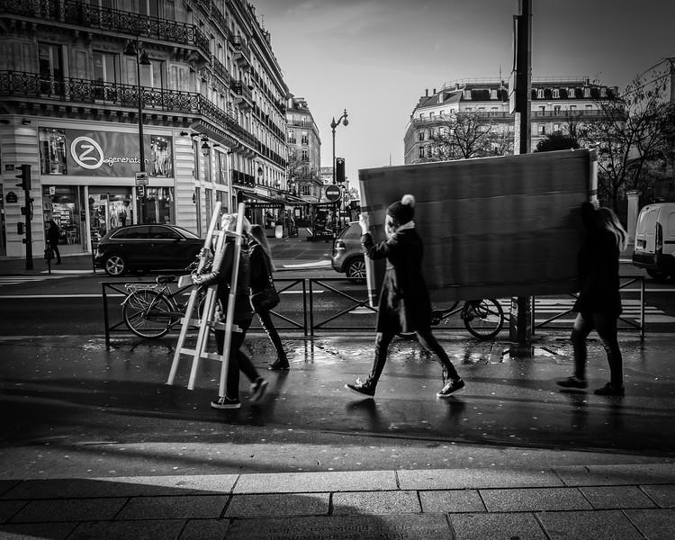 Paris Art Walk