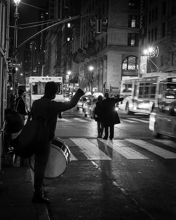 NYC Friday Night