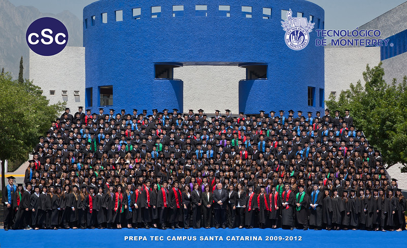 Fotografia Grupal (500 Alumnos)