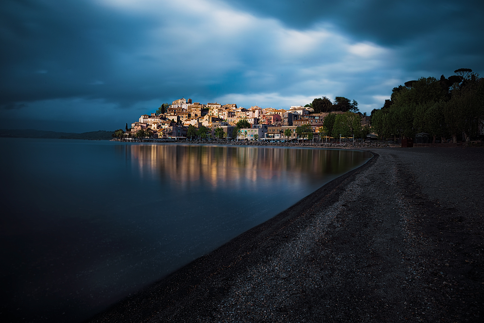Anguillara Sabazia, Lazio, Italy
