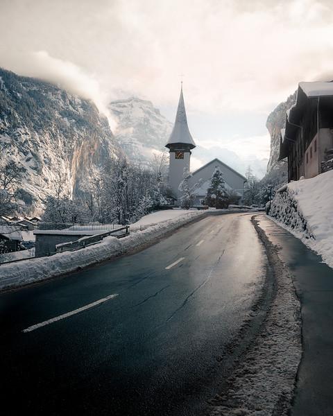 Lauterbrunnen, Bernese Oberland