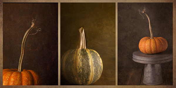Just Because it's Pumpkin Time...