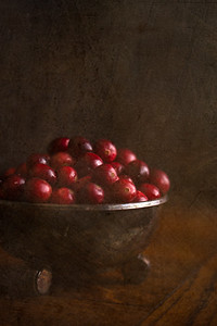 Just a Bowl of Cranberries...