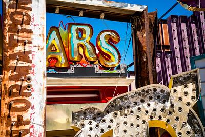 Старые вывески Лас Вегаса