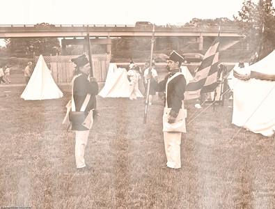 Antique photo effect