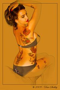 Julie Leigh Bolene - Poolside