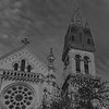 The Church of St. Ambroise stands in a small square in the 11th arrondisement of Paris.