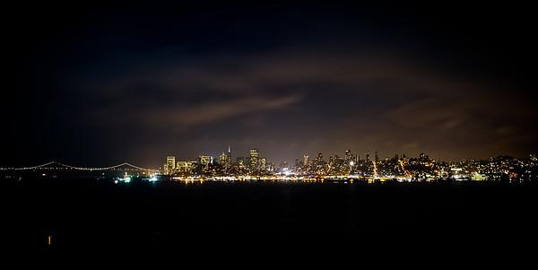 Alcatraz Overnight