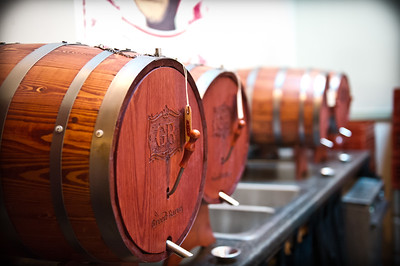 Green Barrel Launch Party | Winery SF | Treasure Island